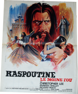 Raspoutine, le moine étalon